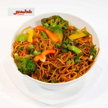 Hakka Noodles Veggie